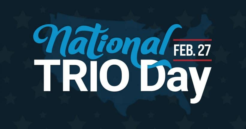 national trio day
